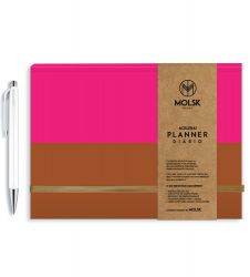 Planner Diário Pink Style